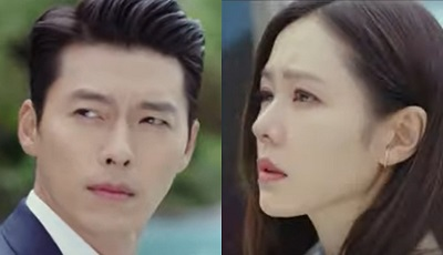 Crash Landing On You Korean Drama - Hyun Bin and Son Ye Jin