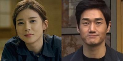 The Most Beautiful Moment in Life Korean Drama - Yoo Ji Tae and Lee Bo Young