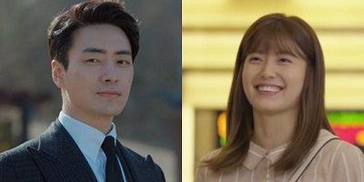 365: A Year of Defying Fate Korean Drama - Lee Joon Hyuk and Nam Ji Hyun