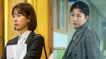 Black Dog Korean Drama - Seo Hyun Jin and Ra Mi Ran