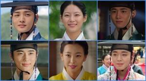 Flower Crew Joseon Marriage Agency Korean Drama - Kim Min Jae, Gong Seung Yeon, Seo Ji Hoon, Byun Woo Suk, Go Won Hee, Park Ji Hoon