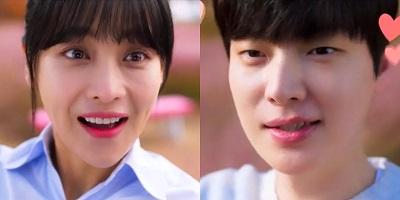Love With Flaws Korean Drama - Ahn Jae Hyun and Oh Yeon Seo