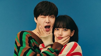 Love With Flaws Korean Drama - Ahn Jae Hyun and Oh Yeon Seo