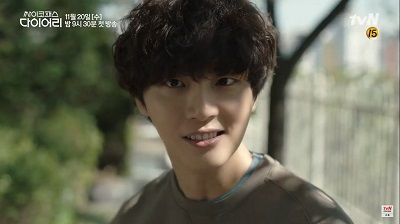 Psychopath Diary Korean Drama - Yoon Shi Yoon