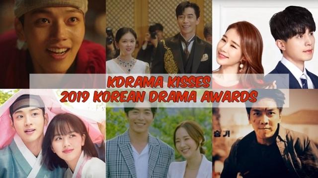 2019 Korean Drama Awards 2 - Yeo Jin Goo, Shin Sung Rok, Jang Na Ra, Yoo In Na, Lee Dog Wook, Jang Dong Yoon, Kim So Hyun, Kim Jae Wook, Park Min Young, Lee Seung Gi