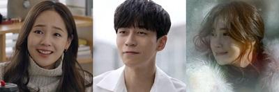 Penthouse Korean Drama - Eugene, Shin Sung Rok, Lee Ji Ah