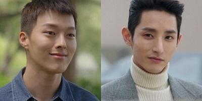Born Again Korean Drama - Jang Ki Yong and Lee Soo Hyuk