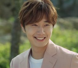Late Night Snack Man and Woman - Jung Il Woo