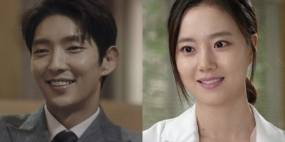 Flower of Evil Korean Drama - Lee Joon Gi and Moon Chae Won