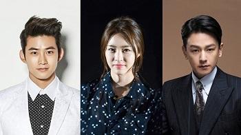The Game: Towards Zero Korean Drama - Taecyeon, Lee Yeon Hee, Im Joo Hwan