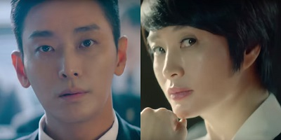 Hyena Korean Drama - Joo Ji Hoon and Kim Hye Soo