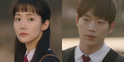 I'll Go to You When the Weather is Nice Korean Drama - Seo Kang Joon and Park Min Young