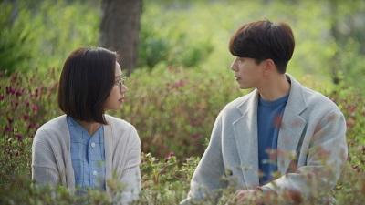 My Holo Love Korean Drama - Yoon Hyun Min and Go Sung Hee