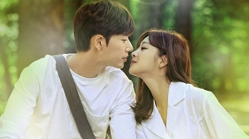 Forest Korean Drama - Park Hae Jin and Jo Bo Ah