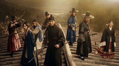 Kingdom 2 Korean Drama - Joo Ji Hoon and Bae Doo Na