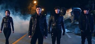 Rugal Korean Drama - Choi Jin Hyuk