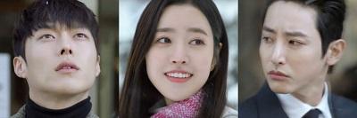 Born Again Korean Drama - Jang Ki Yong, Jin Se Yeon, Lee Soo Hyuk