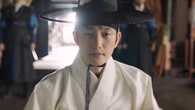 Wind and Cloud and Rain Korean Drama - Park Shi Hoo