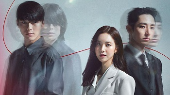 Born Again Korean Drama - Jang Ki Yong, Jin Se Yeon, Lee Soo Hyuk