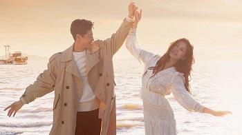 Fix You Korean Drama - Shin Ha Kyun and Jung So Min