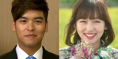 Lovers of Samkwang Villa Korean Drama - Lee Jang Woo and Jin Ki Joo