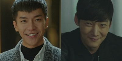 Mouse Korean Drama - Lee Seung Gi and Choi Jin Hyuk