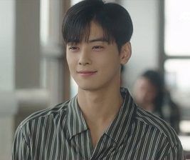 True Beauty Korean Drama - Cha Eun Woo