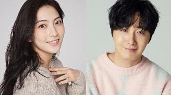 Sweet Munchies Korean Drama - Jung Ill Woo and Kang Ji Young