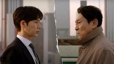 Kkondae Intern Korean Drama - Park Hae Jin and Kim Eung Soo