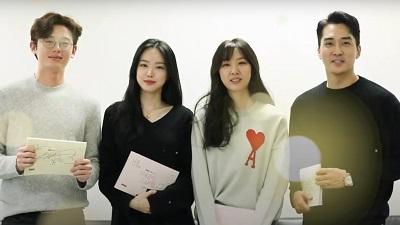 Shall We Eat Dinner Together Korean Drama - Song Seung Heon, Seo Ji Hye, Lee Ji Hoon, Son Na Eun