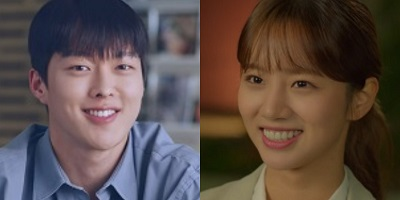 Frightening Cohabitation Korean Drama - Jang Ki Yong and Hyeri