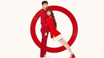 Into the Ring Korean Drama - Park Sung Hoon and Nana