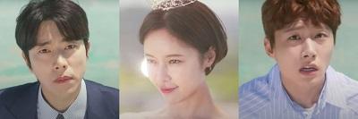 Men are Men Korean Drama - Yoon Hyun Min, Hwang Jung Eum, Seo Ji Hoon