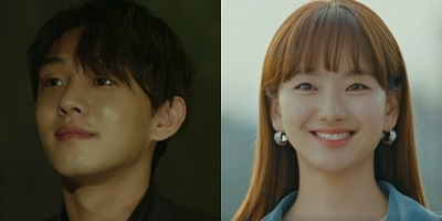 Hell Korean Drama - Yoo Ah In and Won Jin Ah