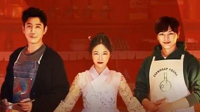 Mystic Pop-Up Bar Korean Drama - Hwang Jung Eum, Yook Sung Jae, Choi Won Young