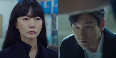 Secret Forest 2 Korean Drama - Jo Seung Woo and Bae Doo N