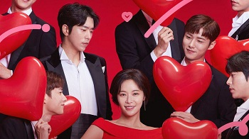 To All the Guys Who Loved Me Korean Drama - Yoon Hyun Min, Hwang Jung Eum, Seo Ji Hoon