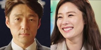 Undercover Korean Drama - Ji Jin Hee and Kim Hyun Joo