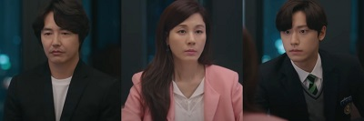 18 Again Korean Drama - Yoon Sang Hyun, Kim Ha Neul, Lee Do Hyun