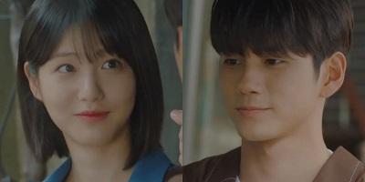 More Than Friends Korean Drama - Ong Seung Woo and Shin Ye Eun