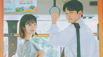 More Than Friends Korean Drama - Ong Seung Woo and Shin Ye Eun