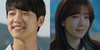 Not Yet 30 Korean Drama - Kang Min Hyuk and Jung In Sun