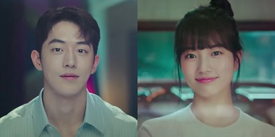 Startup Korean Drama - Nam Joo Hyuk and Suzy