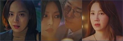 Penthouse Korean Drama - Eugene, Lee Ji Ah, Uhm Ki Joon, Kim So Yeon