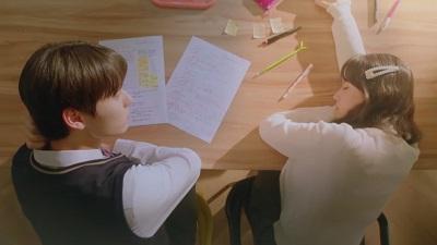 Live On Korean Drama - Hwang Min Hyun and Jung Da Bin