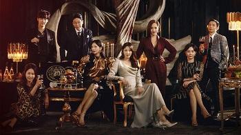 The Penthouse Korean Drama - Eugene, Lee Ji Ah, Kim So Yeon