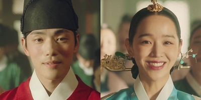 Mr. Queen Korean Drama - Kim Jung Hyun and Shin Hye Sun