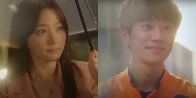 Please Don't Meet Him Korean Drama - Jun and Song Ha Yoon