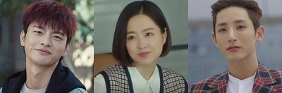 One Day Destruction Came Through My Door Korean Drama - Seo In Guk, Park Bo Young, Lee Soo Hyuk