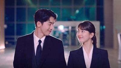 Start-Up Korean Drama - Nam Joo Hyuk and Suzy